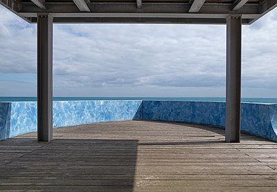 Aussicht auf die Ostsee - p792m2210101 von Nico Vincent