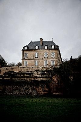 Castle, Périgord - p248m966685 by BY