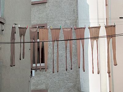 Clothes peg - p2551530 by Frank Muckenheim