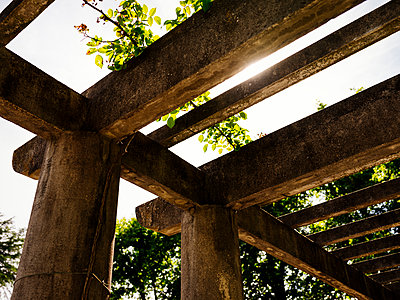 Pergola - p1177m2090557 by Philip Frowein