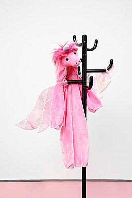 Pink unicorn - p2370650 by Thordis Rüggeberg