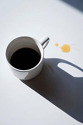 Coffee - p1149m1215380 by Yvonne Röder