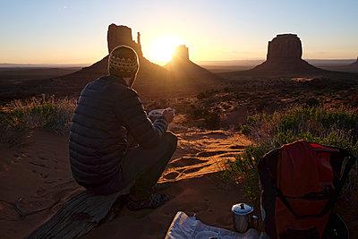 Monument Breakfast - p759m1207286 von Stefan Zahm
