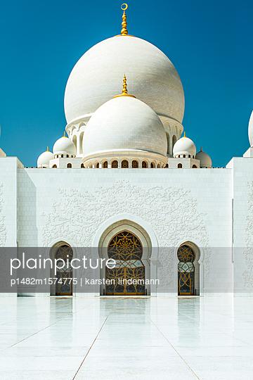 Abu Dhabi - p1482m1574775 von karsten lindemann
