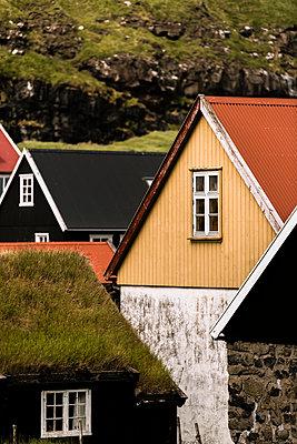Faroe architecture - p1585m2283815 by Jan Erik Waider