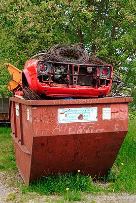 Müllcontainer - p2350588d von KuS