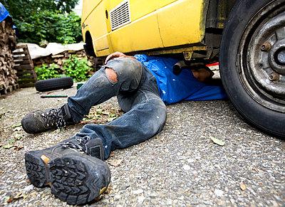 Selbst reparieren - p1231m1057940 von Iris Loonen