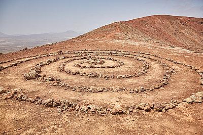 Wüstenlandschaft - p704m1492717 von Daniel Roos