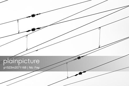 Elektrizität - p1523m2071168 von Nic Fey