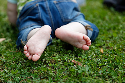 Baby - p238m823947 von Anja Bäcker