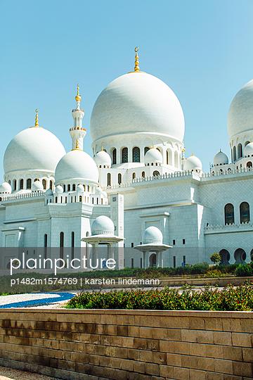 Abu Dhabi - p1482m1574769 von karsten lindemann