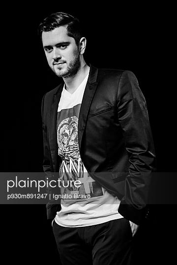 Dandy - p930m891247 by Ignatio Bravo