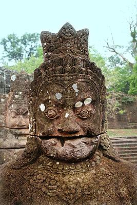 Angkor Wat; Gott - p1038m769450 von BlueHouseProject