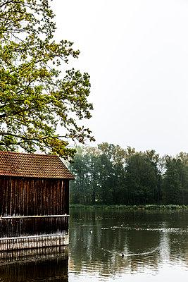 Fishing lake - p248m1086970 by BY