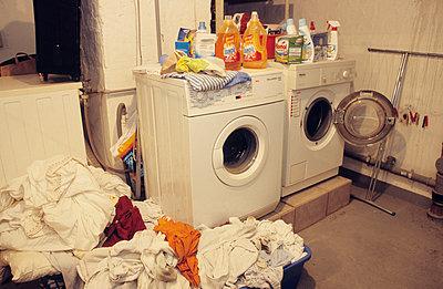 Ein Haufen Wäsche - p3050024 von Dirk Morla