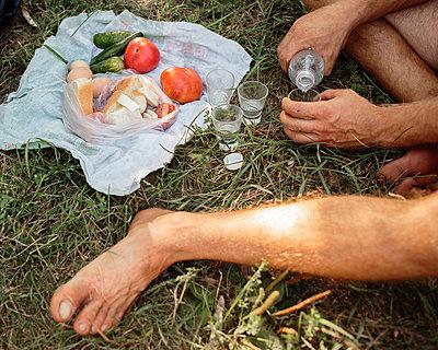 Picknick im Donbass - p1319m1196330 von Christian A. Werner
