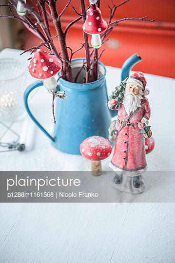 Weihnachtsdekoration - p1288m1161568 von Nicole Franke