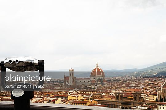 Brunelleschi, Giotto, Medici - p579m2014841 von Yabo