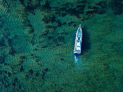 Indonesien, Bali, Motorboot - p1108m2181716 von trubavin