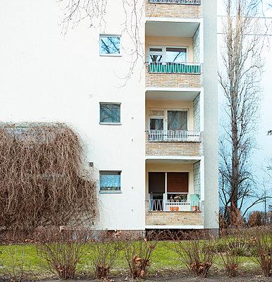 Hochhaus in Berlin - p432m1550562 von mia takahara