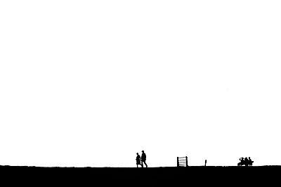 Spaziergang - p488m1181798 von Bias