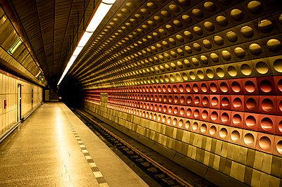 Subway Prague - p1082m1564388 by Daniel Allan
