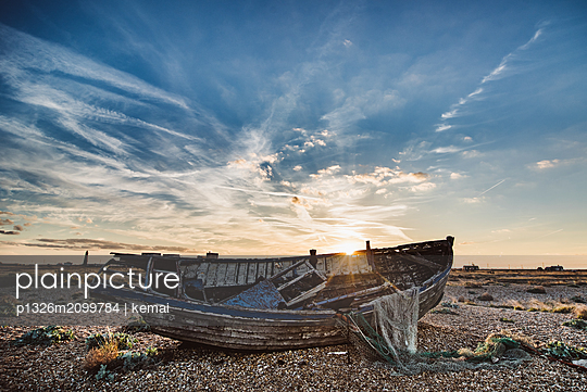 The boat - p1326m2099784 by kemai