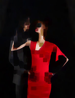 Shape vision - p1508m2133314 by Mona Alikhah