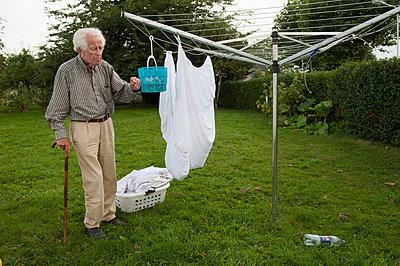 Laundry - p896m835662 by Sabine Joosten