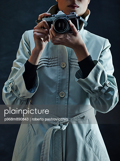 Photojournalist - p968m890843 by roberto pastrovicchio