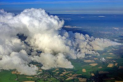 Luftaufnahme Schleswig-Holstein - p1016m924103 von Jochen Knobloch