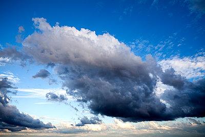 Rain clouds - p300m2030068 by Nabiha Dahhan