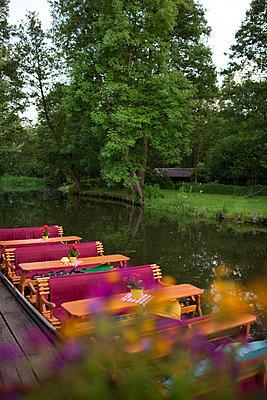Ausflugsboot im Spreewald - p7410041 von Christof Mattes