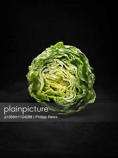 Salatkopf - p1059m1124288 von Philipp Reiss