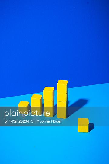 Toy blocks - p1149m2028475 by Yvonne Röder