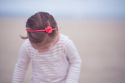 Girl with Headband - p1459m1525145 by Zoe Space