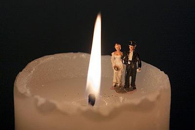 Hochzeitspaar - p7390065 von Baertels