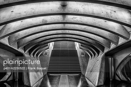 Bahnhof Liège-Guillemins in Lüttich - p401m2230522 von Frank Baquet