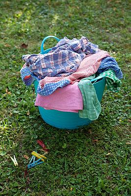 Laundry basket - p454m739723 by Lubitz + Dorner