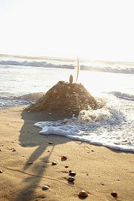 Sandcastle - p464m740616 by Elektrons 08