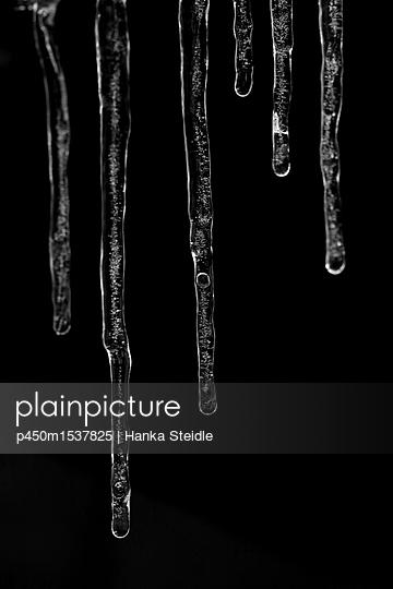 Eiszapfen    - p450m1537825 von Hanka Steidle