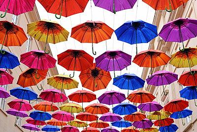 Umbrellas - p1063m1461704 by Ekaterina Vasilyeva