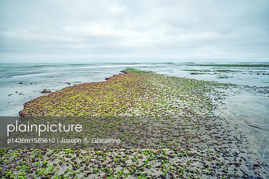 Encinitas, Swami's Beach - p1436m1589610 von Joseph S. Giacalone