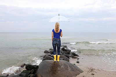 Tag am Meer - p045m933702 von Jasmin Sander