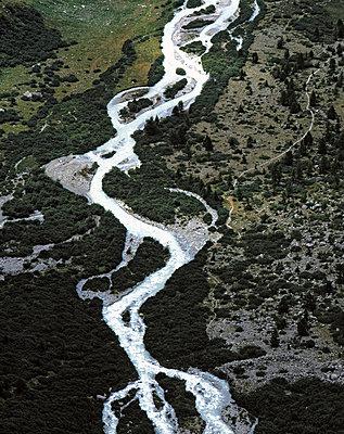 Schweizer Alpen - p1016m767009 von Jochen Knobloch