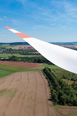 Flügel eines Windrades - p1079m1042194 von Ulrich Mertens