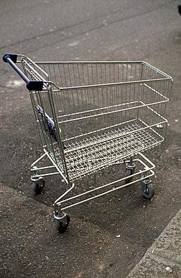Shopping trolley - p1100040 by B.O.A.