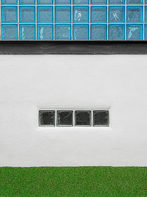 Abstract wall - p1280m1203187 by Dave Wall