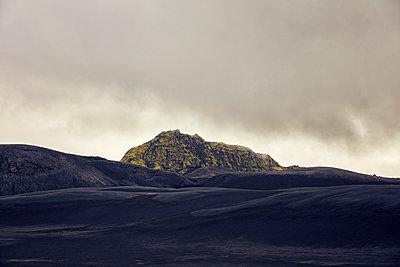 Hochland im Vatnajökull Nationalpark - p1305m1190698 von Hammerbacher