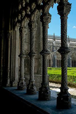 Portugal, Batalha Monastery - p451m932634 by Anja Weber-Decker